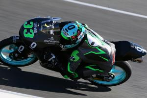 Jerez Moto3 test times - Tuesday