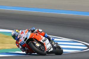Dovizioso: Buriram good for our bike, my style
