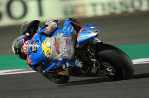 Moto2 Qatar: Marquez fastest, Lowes second on tight opening day