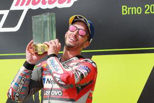 Dovizioso: Brno win proof of Ducati gains