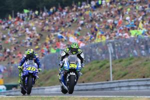 Crutchlow on Rossi move: I got my comeuppance!