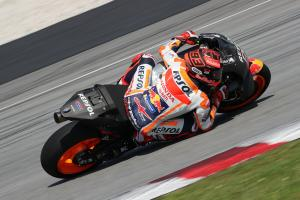 Marquez: Progress with new Honda engine restrained by shoulder