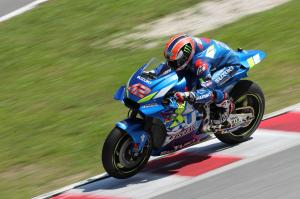 Rins: Suzuki going in the right way