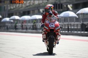 Dovizioso: Impossible to understand Honda pace so far