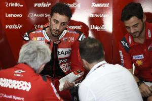 Dovizioso: Ducati need something more