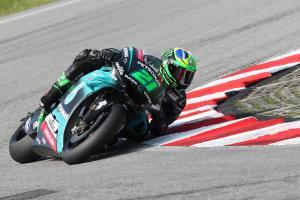 Top 10 a good start for Petronas Yamaha - Morbidelli