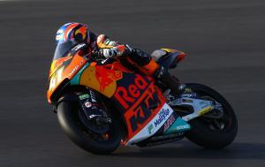 Qatar Moto2 test times - Friday (FINAL)