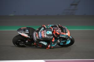 Quartararo: I turned brain off, saw what happened