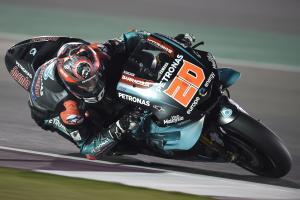 Quartararo: I wasn't following, it wasn't luck…