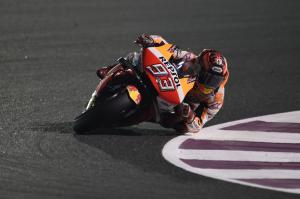Marquez: I'm almost at 100% fitness for opener