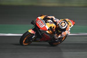 Lorenzo 'very satisfied' with 'huge' progression