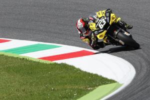 Bagnaia leads Quartararo for rookie 1-2 in Mugello FP2