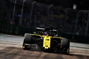 F1 Singapore Grand Prix - FP2 Results