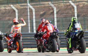 Aragon MotoGP - Race LIVE!