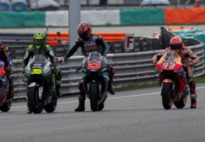 Malaysian MotoGP - Qualifying as it happened
