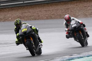 PICS: New Honda World Superbike makes Jerez public debut