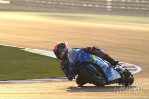 Qatar MotoGP test times - Saturday (FINAL)