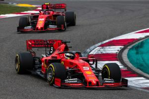 Binotto: Very little difference in Ferrari's performances