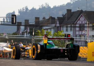 Santiago E-Prix - Race Results