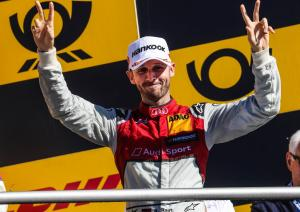 Rast 'proud' of comeback after 'incredible year'