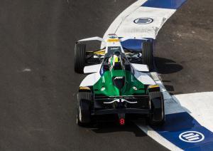 Di Grassi leads first Mexico Formula E practice