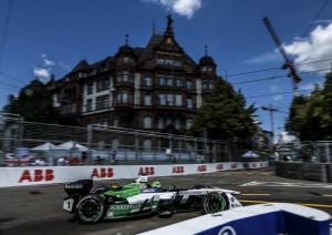 Formula E Zurich E-Prix - Race results
