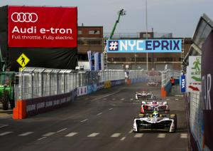 Formula E New York - Qualifying 1 Results