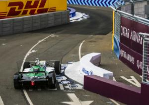 Formula E New York - Race 1 Results