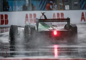 Formula E New York - Qualifying 2 Results