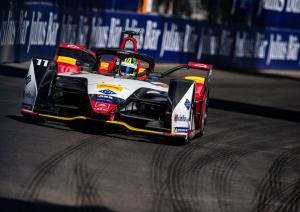 Audi's di Grassi stripped of Santiago FE pole, starts last