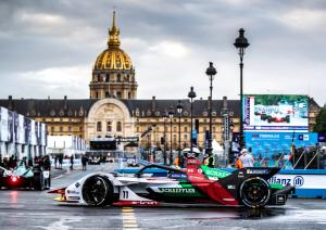 Formula E Paris E-Prix - Race Results