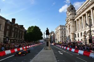 Horner: London F1 race would need to be one-off