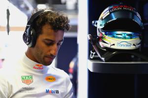Ricciardo: Interest from McLaren F1 for 2019 likely