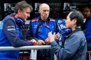 Toro Rosso: Key still has valid contract