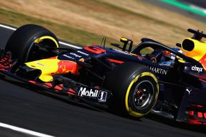 Ricciardo: Red Bull 'a bit off the pace' at Silverstone