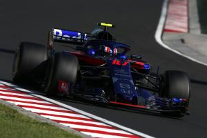 Gasly 'shocked' by 'dream' drive to P6 in Hungary