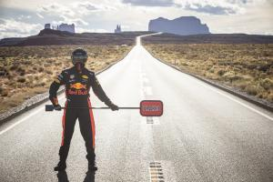What did F1 get up to on its summer holidays?