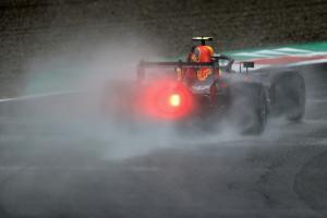 F1 Italian GP - Free Practice 1 Results