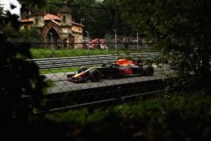F1 Italian GP - Free Practice 2 Results