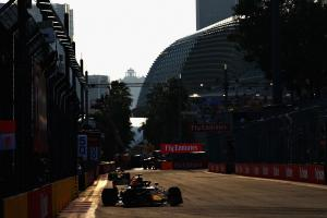 F1 Singapore GP - Free Practice 3 Results