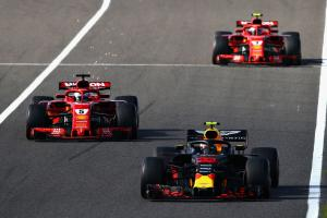 Verstappen 'got lucky' in Japanese GP clash – Vettel
