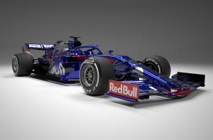 Toro Rosso reveals 2019 F1 challenger in online launch