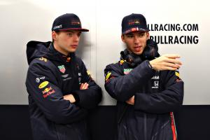 Beating Verstappen not the right target - Gasly