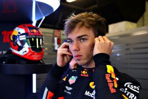 "Gasly warns Red Bull not to get ""too excited"" after F1 testing"