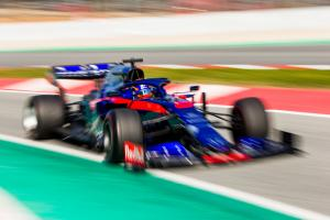 Albon: No 'nasty surprises' with Toro Rosso's 2019 F1 car