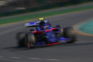 "Albon impressed he could drive at ""95%"" on F1 debut"
