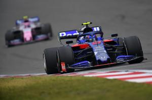 Albon happy with recovery after being the 'worst driver' on Saturday