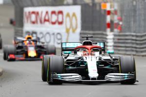 Hamilton says third Monaco win was his 'biggest challenge'