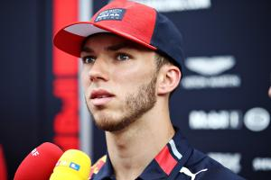 Gasly not worried about Red Bull future