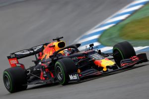 Verstappen wins wet German GP thriller as rivals falter